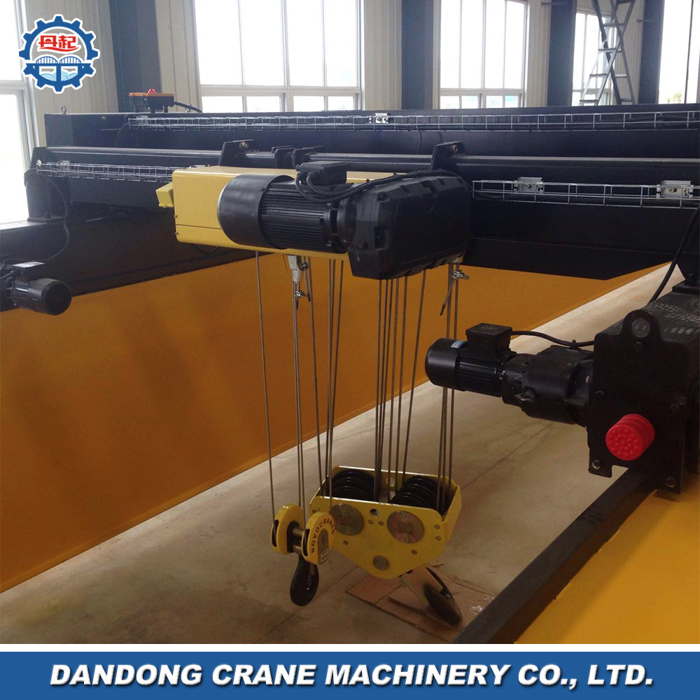 EURO-STYLE DOUBLE GIRDER WIRE ROPE HOIST