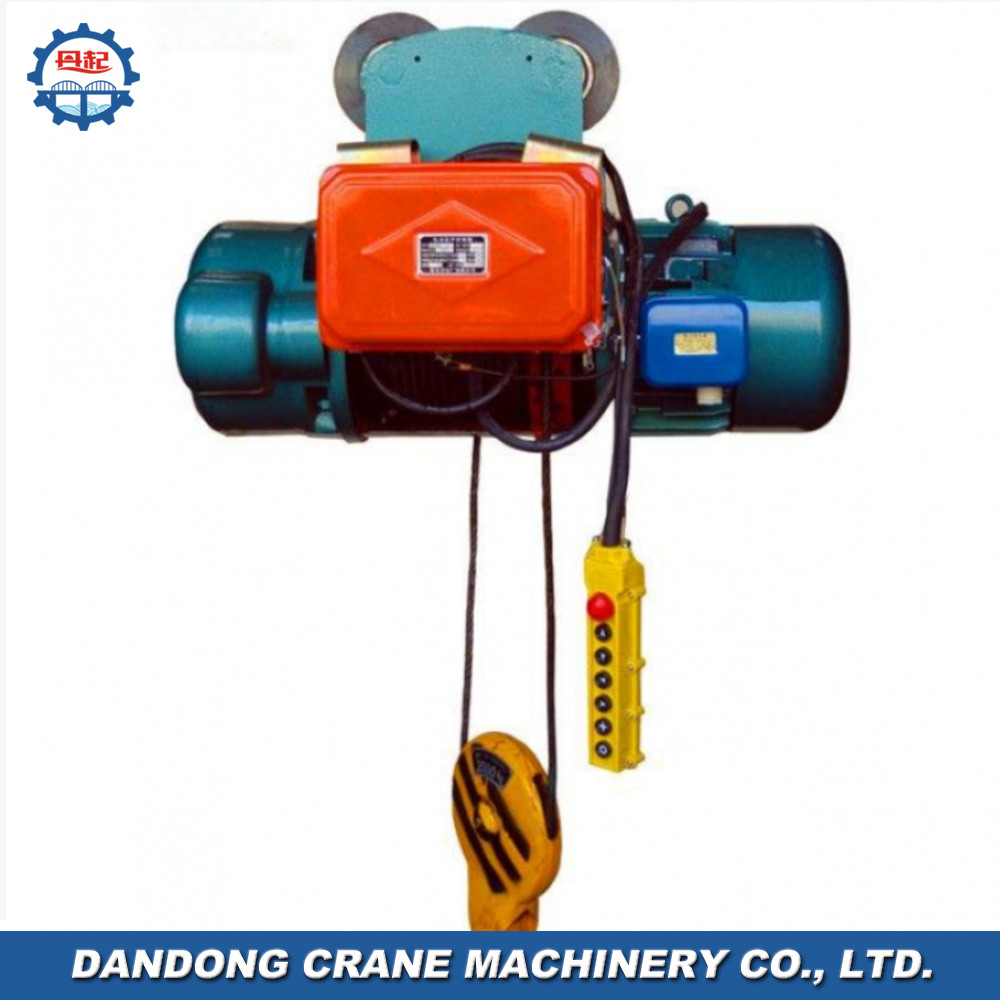 CHINA-STYLE ELECTRIC WIRE ROPE HOIST