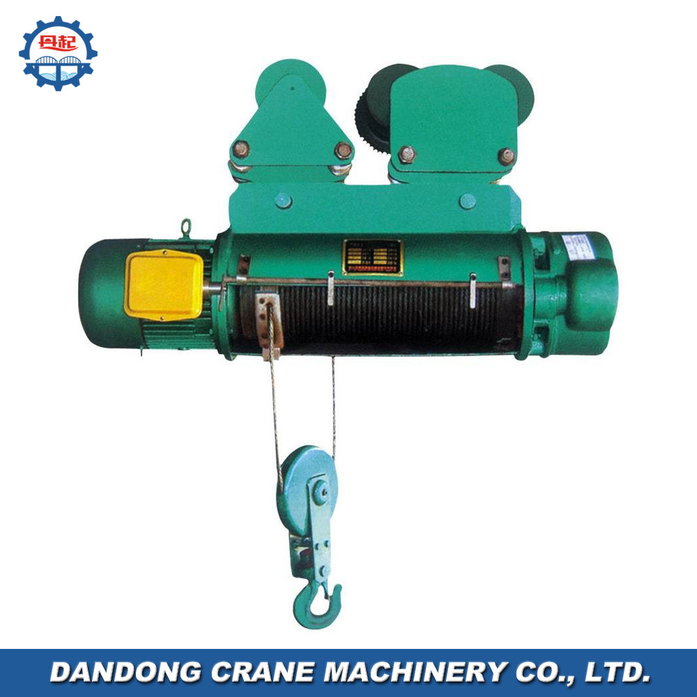 EXPLOSION PROOF ELECTRIC WIRE ROPE HOIST