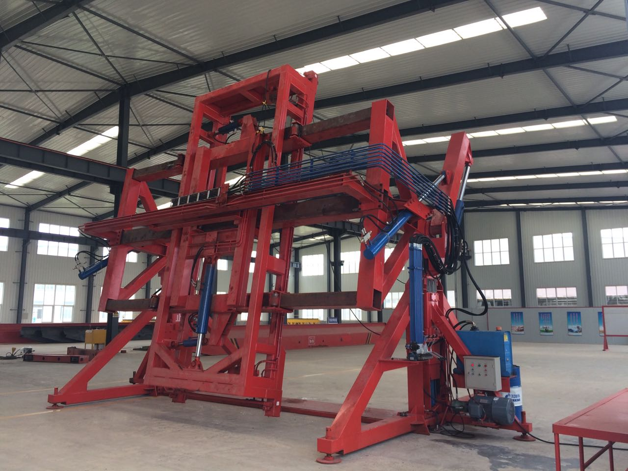 CTM series of Multi-functional Container unloader